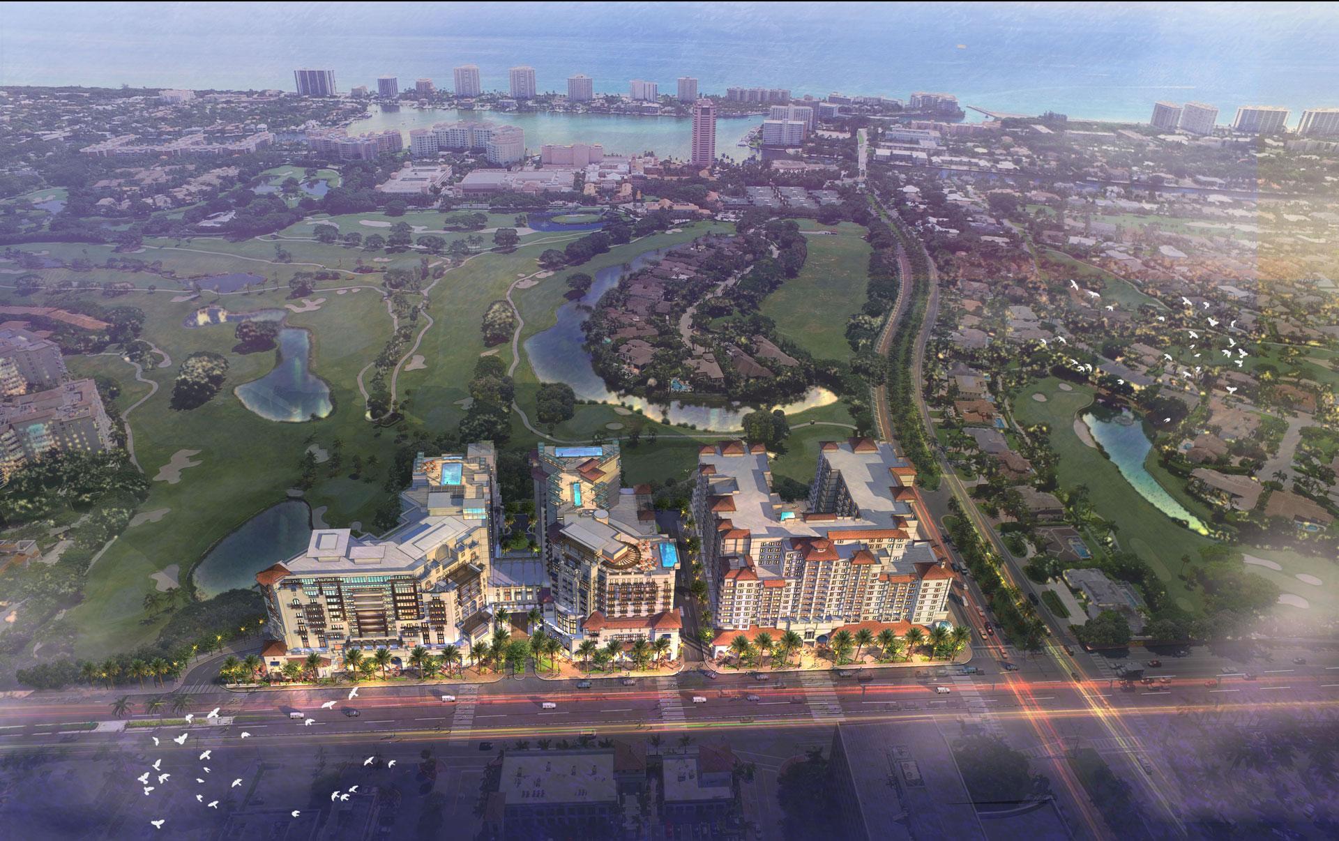 Boca Raton Shopping >> Mandarin Oriental, Boca Raton - Penn-Florida Companies