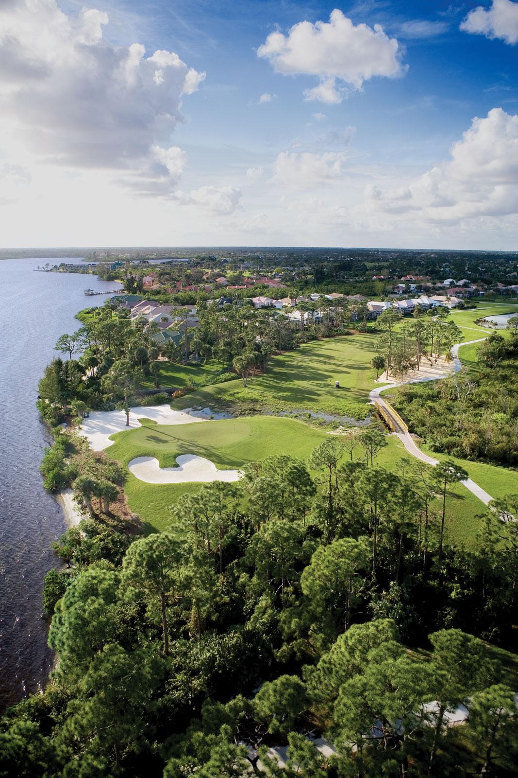 Santa Lucia River Club Penn Florida Companies